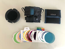 Rogue 3-in-1 Flash Stacking Grid System with Gel Kit