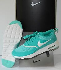 New Nike Air Max Thea Jade/Summit White Elephant Print sz 5.5 Rare Color