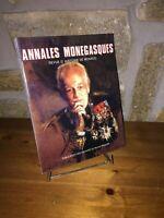 Annales monégasques   Revue d'histoire de Monaco n° 23   1999