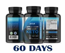 Keto BHB Diet Pills,Weight Loss+Fat Burner,Appetite Suppressant Supplement,ACV