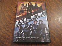 dvd G.I. JOE le reveil du cobra