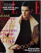 STELLA TENNANT Sarah O'Hare KAREN MULDER Dominique Isserman FRENCH ELLE magazine