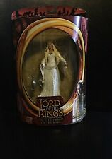 LORD OF THE RINGS GALADRIEL LADY OF LIGHT THE FELLOWSHIP RED CARD TOYBIZ V-10