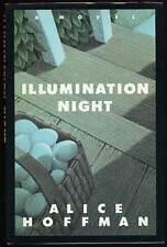 Alice HOFFMAN / Illumination Night First Edition 1987
