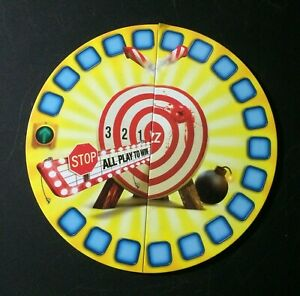 Scene It Comedy Movies Edition DVD Board Game Replacement Game Board Only