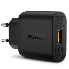 AUKEY Quick Charge 3.0 USB Ladegerät 19.5W Schnellladegerät Universal