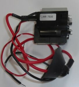Transformer Hr 7506 = AT2079-30101 Commodore, Philips New! Flyback New