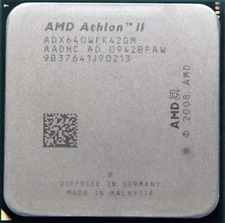 AMD Quad Core CPU Athlon II-X4 640 3.0GHz Socket AM3