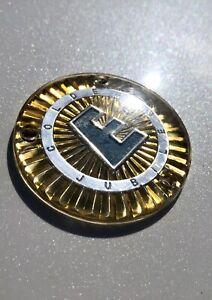 Evinrude Golden Jubilee Badge Emblem Medallion 1959 18 Hp Fastwin