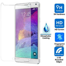 9H Slim Tough Tempered Glass 3D Full Screen Protector for Samsung Galaxy Note 4