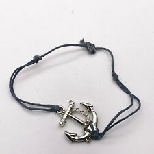 VINTAGE SAILOR ANCHOR SWEETHEART LOVE LADIES BRACELET / BANGLE
