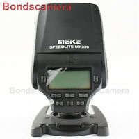 Meike MK-320 i-TTL LCD Flash Speedlite Master Flash for Nikon D810 D7200 D4 D4S