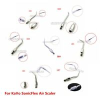 Dental Scaler Tips Scaling For KAVO Sonicflex Air Scaler handpiece GK1-GK7