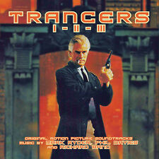 Trancers - 2 x CD Complete Trilogy - Limited Edition - Richard Band / Mark Ryder
