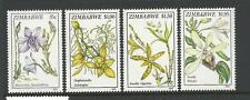 1993 Orchids set of 4 MUH/MNH As Issued Value Here