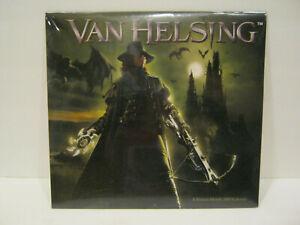 VAN HELSING - VINTAGE SEALED 2005 CALENDAR - DRACULA, FRANKENSTEIN, WOLFMAN...