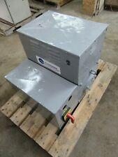 40 Hp Phasemaster Ma7 Hl S Rotary Phase Converter Kay Industries 230 13 Ph Ma7