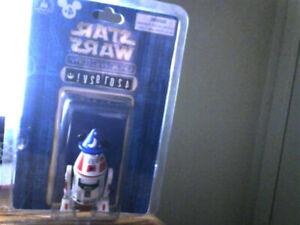 Disney star wars droid factory w/ fantasia hat.