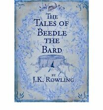 The Tales of Beedle the Bard by J.K. Rowling Hardcover Book | NEW & Free Postage