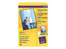 DVD Einleger 273 X 183 Mm 25 Blatt weiß