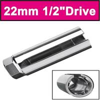 """22mm 1/2"""" Drive Auto O2 Oxygen Offset Sensor Socket Wrench Removal Install Tool"""