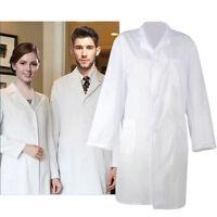Lab Laboratory Hygiene Food Industry warehouse Doctors Medical Coat White