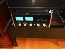 McIntosh MC 2105 Solid State Power Amp McIntosh C28 Stereo Phonic Pre Amp