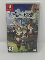 Atelier Ryza: Ever Darkness & The Secret Hideout Nintendo Switch NA version NEW