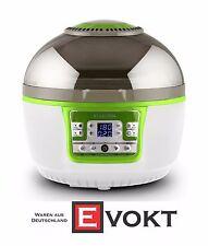 Fryer Fryer Fryer 9L Hot Air Stainless Steel 1400W Electronic