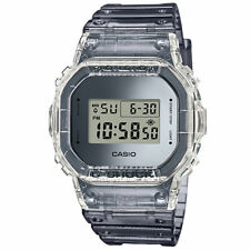 Casio G-Shock Men's Digital DW5600SK-1 Watch Clear Timepiece Casual