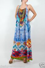 Camilla Franks Silk Crossing Paths Drawstring Dress