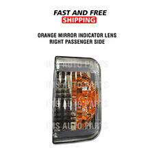 Dodge Ram Promaster Door Mirror Orange Indicator Lens Right Passenger 2014 2018