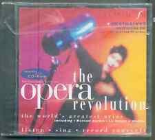 OPERA REVOLUTION: CLASSIC FM CD & INTERACTIVE CD-ROM / CANTOLOPERA