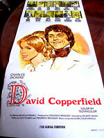 David Copperfield (Charles Dickens)  1969  Australian Daybill Poster