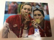 Olympic Volleyball Misty May-Treanor & Kerri Walsh-Jennings Autographed photo !!