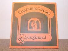 Stringband . Canadian Sunset . Bossin . Hammond . Folk . LP