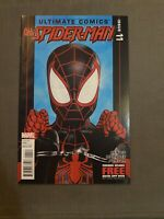 ULTIMATE COMICS ALL NEW SPIDER-MAN #11 MILES MORALES 2012 VF/NM To NM- HANDCUFF