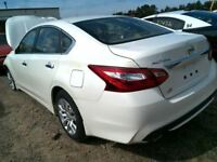Power Brake Booster Fits 16-17 MAXIMA 2558360