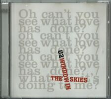 U2 - WINDOW IN THE SKY /THE SAINTS ARE COMING /TOWER OF SONG 2007 UK DVD SINGLE