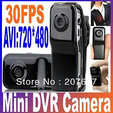 A0246 SPORT CAMERA VIDEO MINI DV MD80 POCKET 30FPS FISHING HUNTING CLUMBING FREE