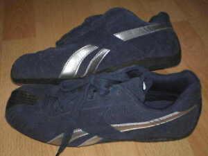 REEBOK Lederschuhe Leder Schuhe Sneaker 40,5 wie NEU