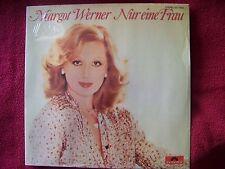 Margot Werner - Nur eine Frau   Polydor  LP    OVP   NEU