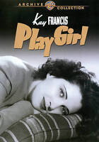 PLAY GIRL NEW DVD WB Archive 1941 Kay Francis James Ellison B&W