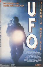 UFO Pioggia Mortale  (1990) VHS CDA  Video  Frank Shields