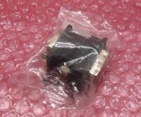 Black DVI A Male to VGA 15 Pin Female Adapter Socket Cable Plug Video Converter