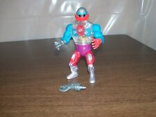 Vintage 1984 Mattel He-Man MOTU Roboto Action Figure W/Weapons VGC!!!