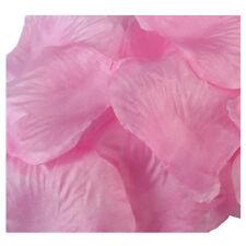 281E Wedding Events Decoration 500pcs Silk Rose Petals Table Artificial Flowers
