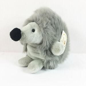 "A44 Russ Soft Pets Nozey Hedgehog Porcupine Plush! 11"" Stuffed Toy Lovey"