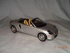 AUTOART TOYOTA MR2 SPYDER SILVER 1:18 DIECAST MODEL CAR