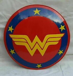 Brand DC New Super Hero Girls Wonder Woman Shield For Steel 22 Inch